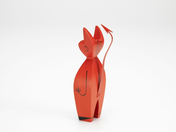 Vitra Wooden Dolls Little Devil kunst