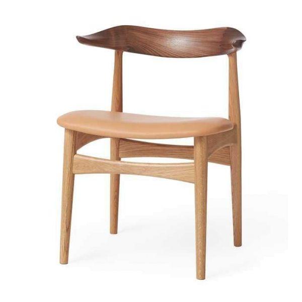 Warm Nordic Cow Horn stoel
