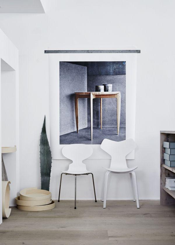 Fritz Hansen Wednesday Architecture 5 dienblad