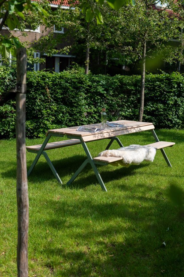 Weltevree Tablebench 4-seater picknicktafel 210x77