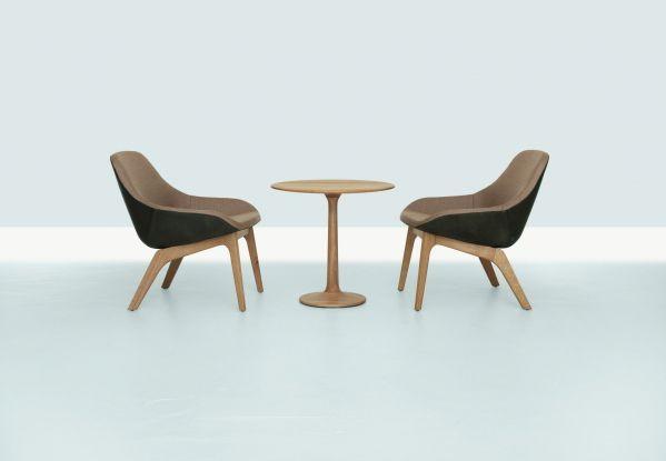 Zeitraum Morph Lounge fauteuil eiken Jepard 2477, Remix 133