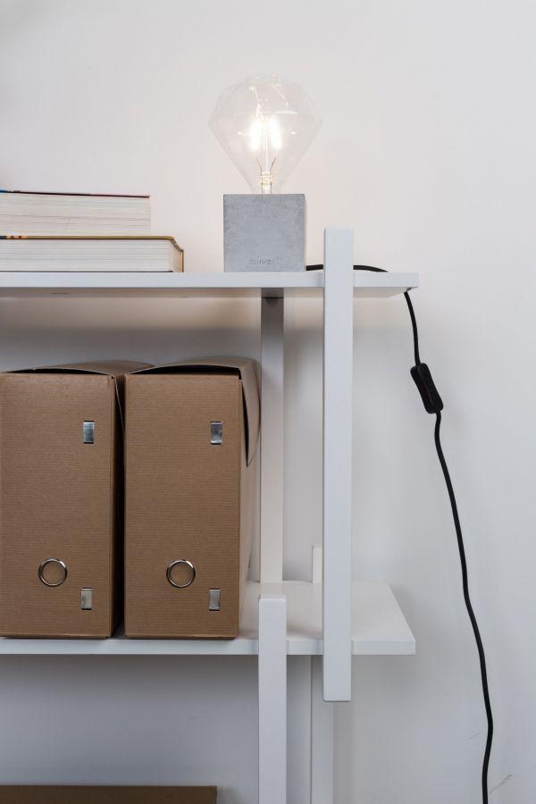 Zuiver Bolch tafellamp