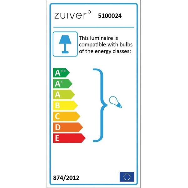 Zuiver Cable hanglamp 40cm
