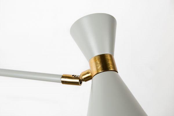 Zuiver Shady Double wandlamp