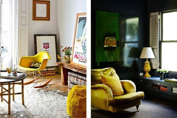 Trendkleur geel: hoe verwerk je hem in je interieur?