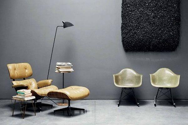 De designiconen van Charles & Ray Eames