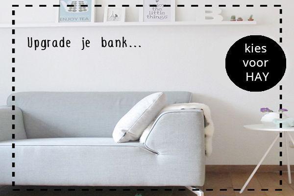 Upgrade je bank: kies voor HAY!
