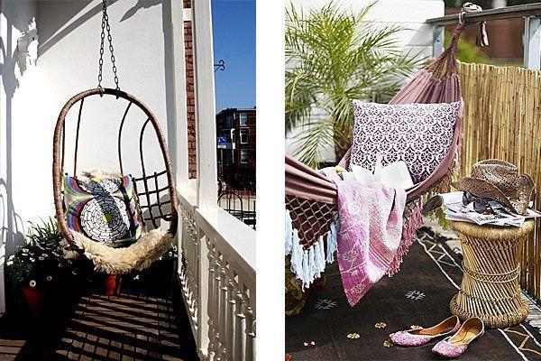 Tuininrichting: 4 manieren om een klein balkon optimaal te benutten