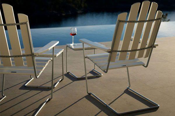 Lounge tuinstoelen voor een luie zomer
