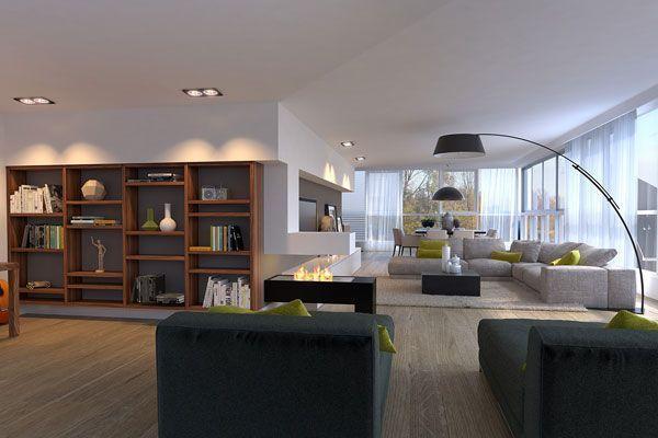 Kijk mee met een interieurarchitect bij het inrichten van een fantastische loft